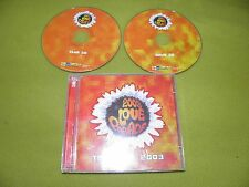 "Tel Aviv Love Parade 2003 - RARE Israeli Israel 2xCD ""Krembo Records"" Aran La-V"