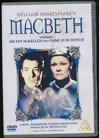 EBOND William Shakespeare'S Macbeth  DVD  UK EDITION D566017