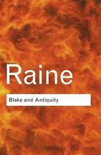 Blake and Antiquity by Kathleen Raine (Paperback, 2002)
