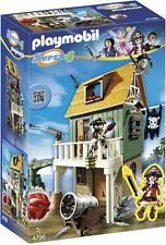Playmobil SUPER4 Getarnte Piratenfestung mit Ruby 4796