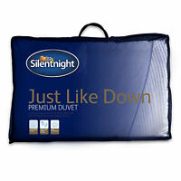Silentnight Just Like Down Duvet - 13.5 Tog