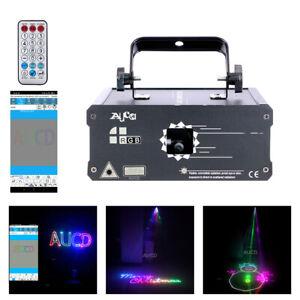 APP Program Animation Lights Remote Bluetooth DMX Party DJ Club Stage Projector