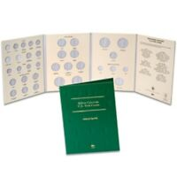 Coin Folder for 20th Century US Type Coin LCF27 Quality Gift Album by Littleton