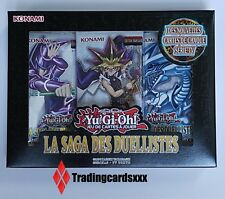 ♦Yu-Gi-Oh!♦ Pack Edition Spéciale : La Saga des Duellistes - VF/DUSA-FR