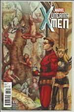 Uncanny X-Men #35 Variant Cyclops Magik Marvel 2015 COVER B 1ST PRINT