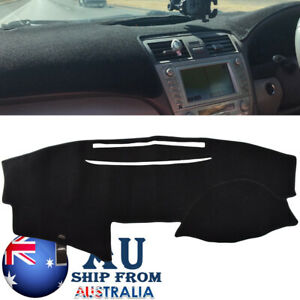 Dash Cover Mat For Toyota Camry 2007 - 2011 Dashmat Dashboard Cover Black