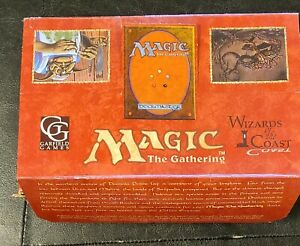 4 PACK LOT 1994 MAGIC THE GATHERING FALLEN EMPIRES SEALED BOOSTER