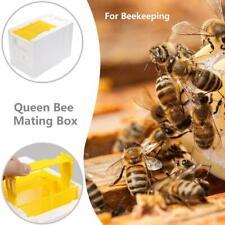 Foam Queen Bee Mating Box Bees Copulation Beehive Beekeeping Reserve Tools