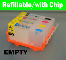 Refillable ink Cartridge for HP 564 Officejet 4620 4622 ARC