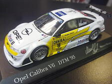 Minichamps Opel Calibra V6 DTM 1995 1:43 #9 Manuel Reuter (GER)
