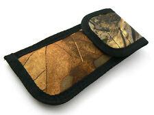 CAMO NYLON 13cm Pocket / Hunting Knife / Tool SHEATH! (SH271)