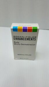 RODAN & FIELDS ENHANCEMENTS Body Micro Dermabrasion Treatment New Sealed in Box