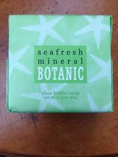 SEAFRESH MINERAL BOTANIC SHEA BUTTER SOAP 6.35 OZ GREENWICH BAY TRADING SOAPS