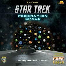 Star Trek Catan - Federation Space Mayfair Games Mfg3004