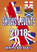 2018 SHOWS & EVENTS DATES MARKET TRADERS TRAILERS WHOLESALERS JOB LOTS DATES