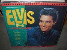 ELVIS PRESLEY in hollywood ( rock ) - uk - SEALED -