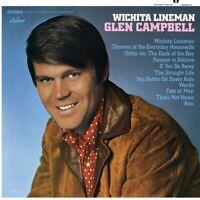 Glen Campbell Wichita Lineman (NEW & SEALED) LP