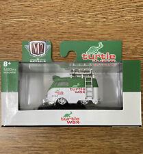 M2 machines turtle wax 1960 VW delivery van new release