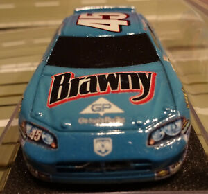 For H0 Slotcar Racing Model Railway Ford Nascar With Life Like Motor IN Box