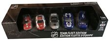 Montreal Canadiens Top Dog NHL 1:64 5 Pack Die Cast Team Fleet Model Autos
