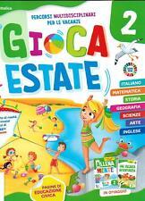 Gioca estate. Per la Scuola elementare. Vol. 2 - Dattolico Rosa