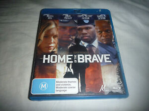 Home of the Brave - 50 Cent - Blu-Ray - VGC - Region B