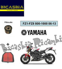 7419 - FILTRO ARIA + OLIO YAMAHA 800 1000 FZ1 FZ8 2006 - 2013