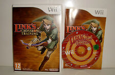 JEU NINTENDO  WII - LINK'S CROSSBOW TRAINING COMPLET