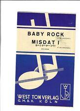 Noten für Orchester * Baby Rock * MISDAT I