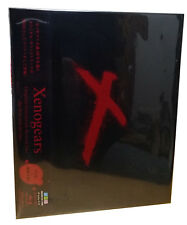 Xenogears Original Soundtrack Revival Disc - the first and the last Bluray