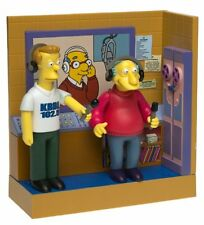 The Simpsons Talking Radio Station KBBL Interactive Environment w/ Bill & Marty