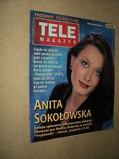 TELE MAGAZYN 2000/10 (3/3/2000) ANITA SOKOLOWSKA TOM HANKS DANIEL AUTEUIL