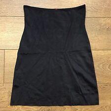 Spanx - Slimplicity - Half Slip Shaping Skirt - Black Size XL New w/o Tags - Z11