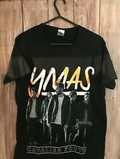 You And Me At Six Cavalier Youth T Shirt Mens Small