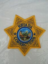NEVADA DEPARTMENT OF CORRECTIONS star
