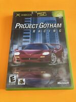 🔥 MICROSOFT XBOX - 💯 COMPLETE WORKING GAME 🔥 PROJECT GOTHAM RACING 🔥