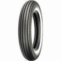 4.00-19 Shinko 270 Super Classic White Wall Front Tire