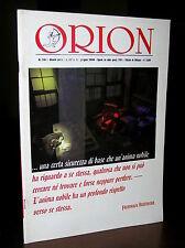 C110_Rivista mensile ORION di politica,cultura e informazione N.6 2006