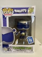 Funko Pop Toonami Tom #749 Funko Club Gamestop Exclusive Cartoon Network
