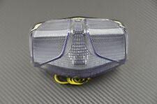 Feu arrière LED clair clignotant intégré tail light MV Agusta BRUTALE 750 & 750S