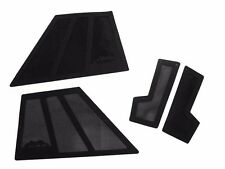 WRP Mountain Aire Vents 2008-12 Ski Doo XP Stage 1 Kydex T Black
