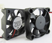 1pc Brushless DC Cooling Fan 50x50x10mm 5010 7 blades 5V 2pin 2.54 Connector