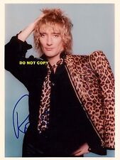 ROD STEWART 8X10 AUTHENTIC IN PERSON SIGNED AUTOGRAPH REPRINT PHOTO RP