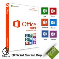 💾 Microsoft Office 2019 Professional Plus Licenza 32/64bit Codice Seriale ESD