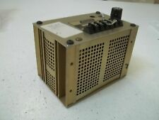 ACOPIAN B95GT20 REGULATED POWER SUPPLY *USED*