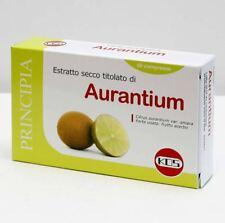 Citrus aurantium 60 compresse   Kos - Perdere peso - Termoattivo