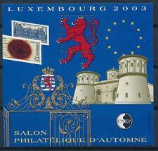 Bloc CNEP 39** Luxembourg 2003 non dentelé
