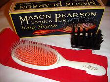 Mason Pearson N3 Handy Nylon Detangler Hairbrush - Ivory