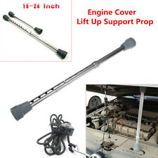 Adjustable Car Engine Hood Lift Support Strut Door Prop Rod Repair Fixed Tool
