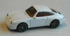 Hot Wheels 1996 Porsche 911 Carrera weiß Sportwagen Auto Car HW Mattel white ´96